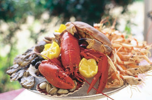 Fruits de mer (C) OT de Saint Jean de Monts